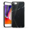 ESR iPhone 7/8 Soft Marble Black Marquina (X001H8H1NT)